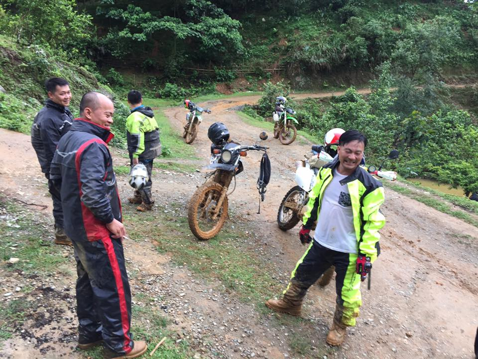 3 days Hanoi off road Motor bike