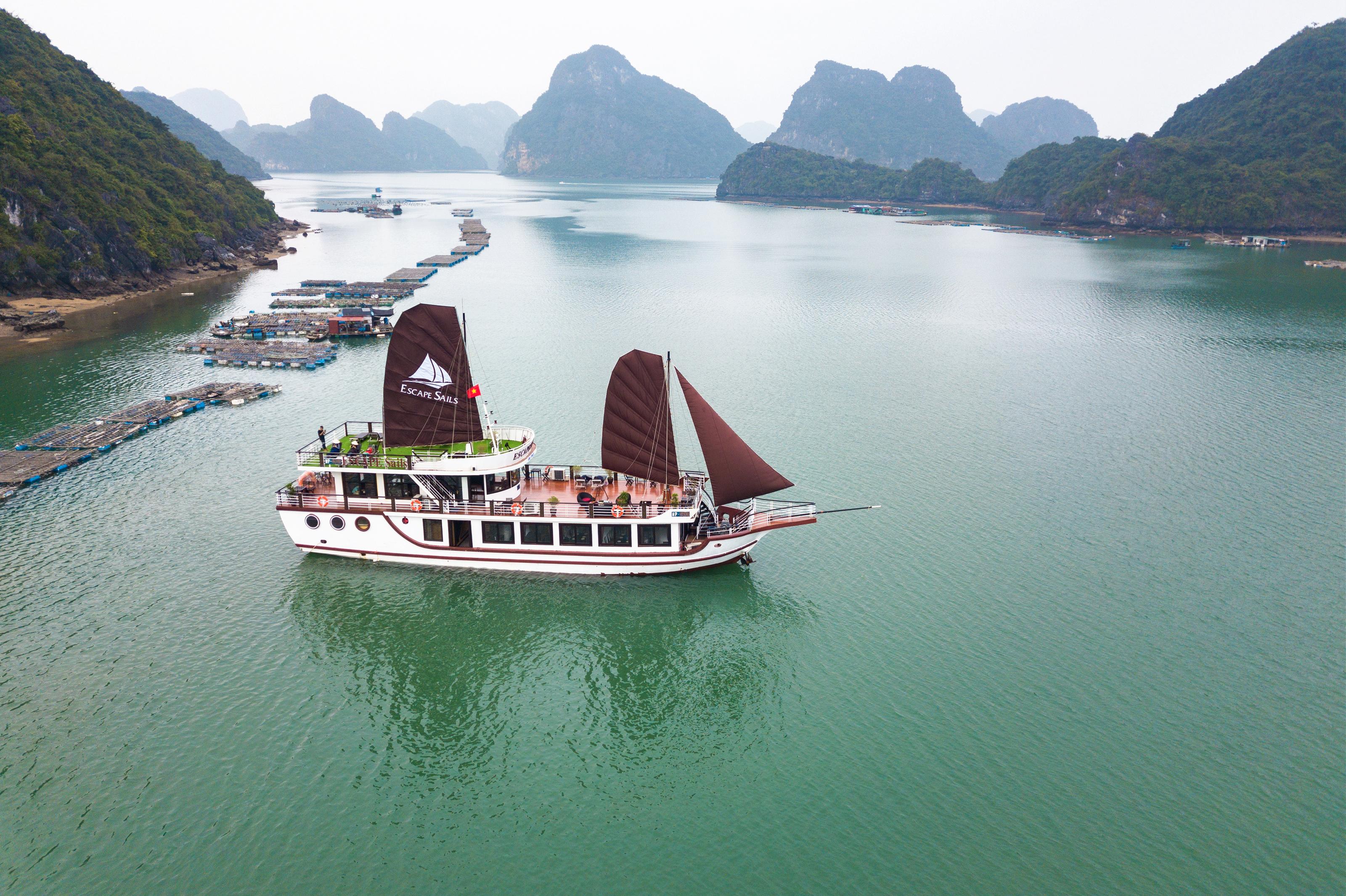 Escape Sails Halong 1 day