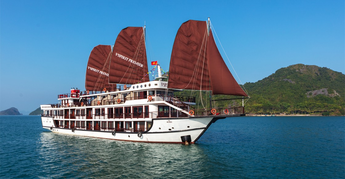 vspirit premier cruises